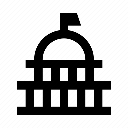 building, capitol, construction, estate, house icon