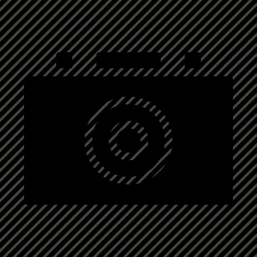 camera, lens, media, optical, shutter icon