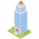 apartments, business center, commercial building, hotel, motel, skyscraper, tower building