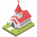catholic, chapel, christian building, church building, religious place icon