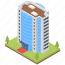 apartments, commercial building, hotel, motel, office, skyscraper, tower building