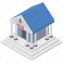 architecture, bank, bank building, depository home, financial institute