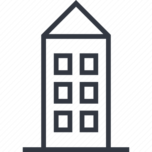 building, church, tall, temple, tower, up icon