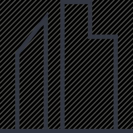 Building, dallas, houston, new, street, york icon - Download on Iconfinder