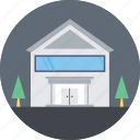 building, real estate, storehouse, storeroom, warehouse icon