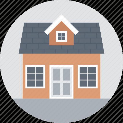 apartment, building, bungalow, home, house icon