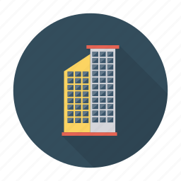 architect, building, estate, office, real, stockexchange, tower icon
