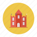 apartment, architect, building, estate, lving, real, rooms icon