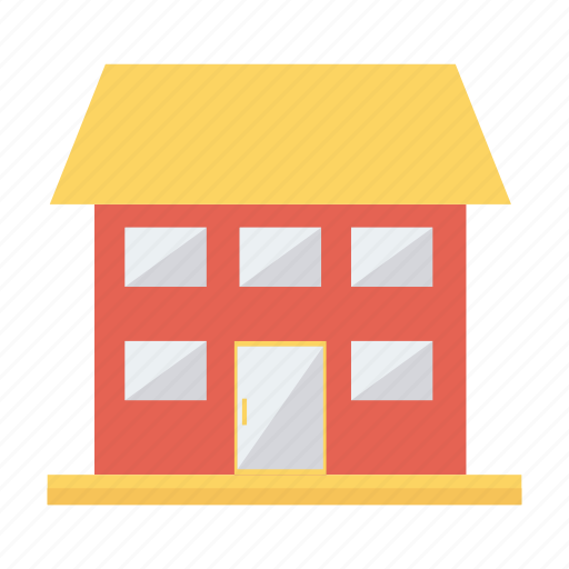 apartment, architect, building, construction, estate, place, real icon