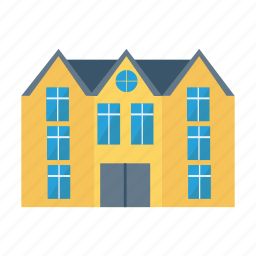 apartment, architect, building, estate, living, place, real icon