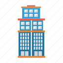 building, city, apartment, estate, architect, real, tower