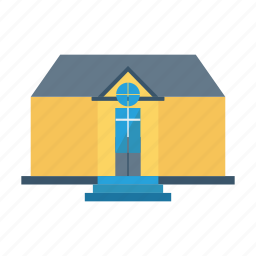 architect, building, christian, church, estate, property, real icon