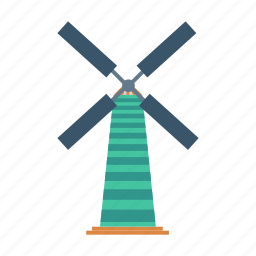 architect, building, commercial, energy, estate, real, tower icon