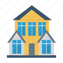 architect, building, estate, living, property, real, residential icon