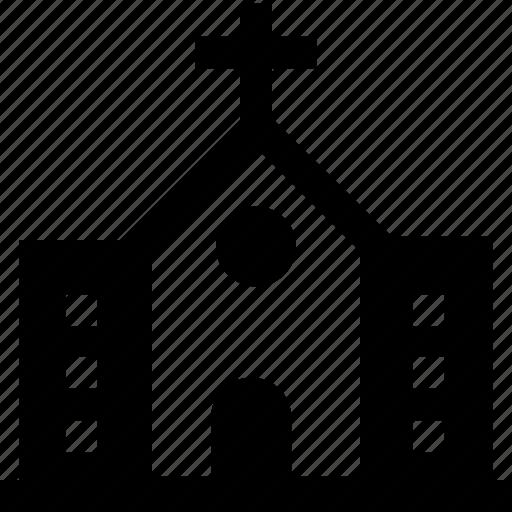 architectural, building, chapel, church, religious icon