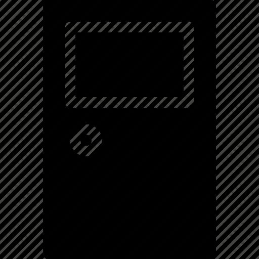 close, creative, door, entrance, grid, handle, key, lock, open, opening, shape, way icon