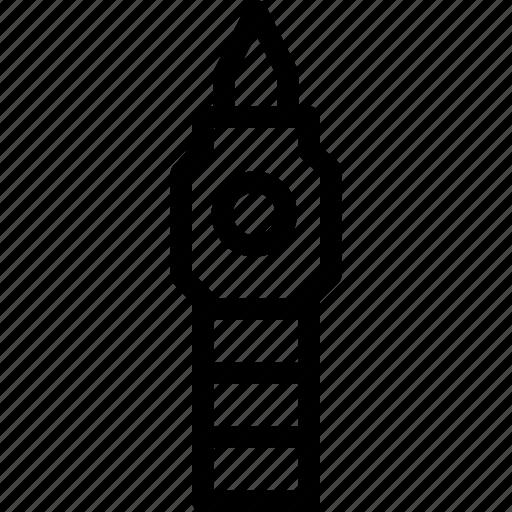 bang, big, big-bang, building, creative, grid, line, shape, tourist-spot, tower icon