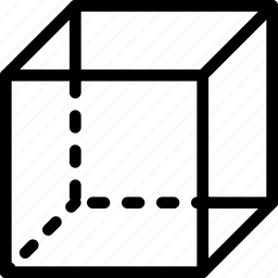 base, creative, grid, layout, line, scheme, shape, structure icon
