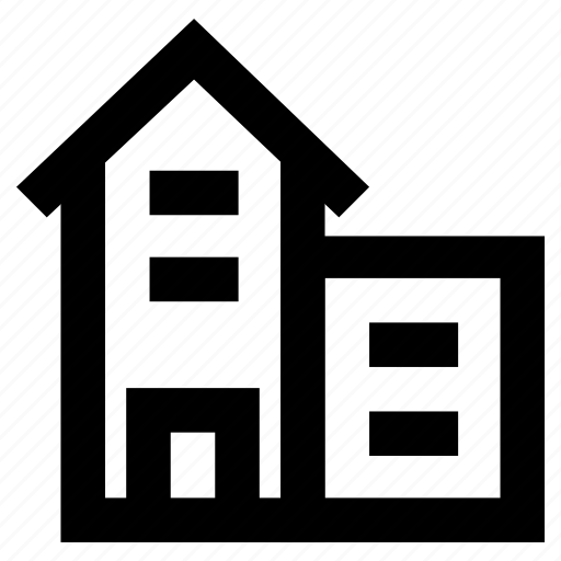 Apartments, building, flats, real estate, skyscraper icon - Download on Iconfinder