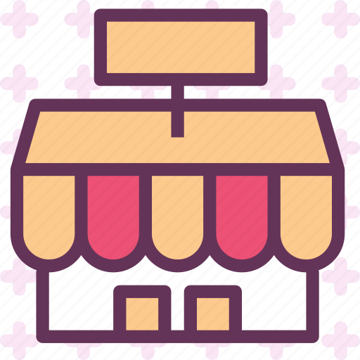 money, purchase, shop, store, supermarket icon