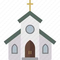 building, chapel, church icon