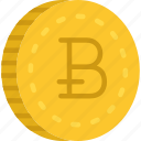 bank, coin, gold, payment icon
