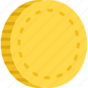 bank, coin, coins, gold icon
