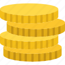 business, coin, coins, payment icon