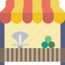 cart, grocery, market, store icon