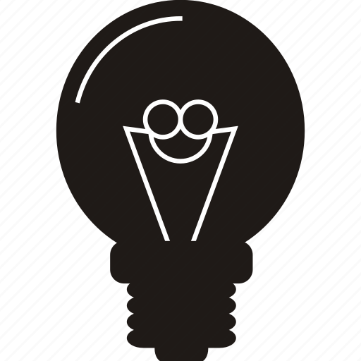 bulb, concept, electric, idea, lightbulb, power, think icon