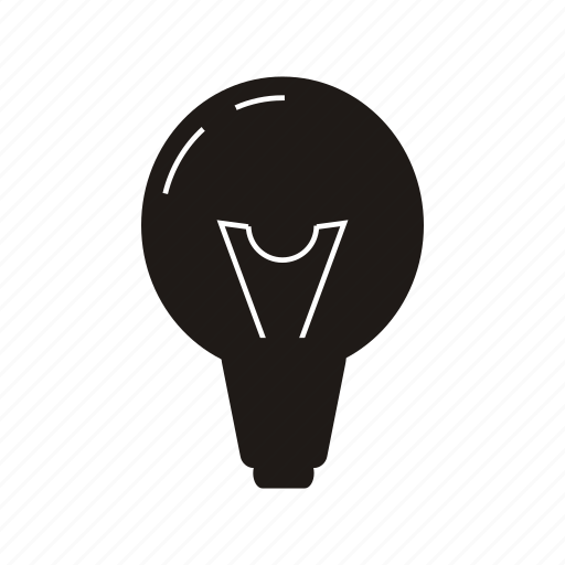 bulb, concept, electric, idea, lightbulb, power, think icon
