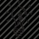 business, finance, idea, money icon