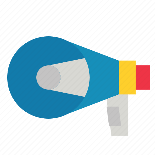 Announcement, bullhorn, marketing, megaphone, sales icon - Download on Iconfinder