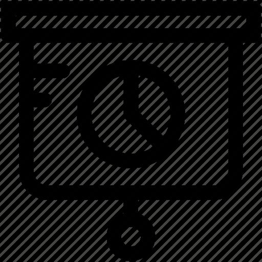 circular chart, diagram, graph presentation, pie chart, pie graph icon