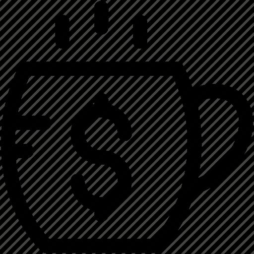 coffee, hot tea, tea, tea cup, tea mug icon