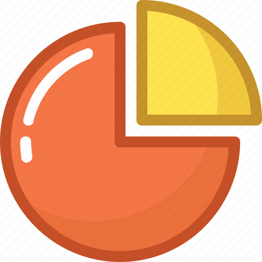 business chart, business presentation, business report, pie chart, statistic icon