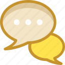 bubble, chat bubble, communication, speech bubble, talking icon