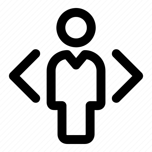 Business, decision, direction, man, management icon - Download on Iconfinder
