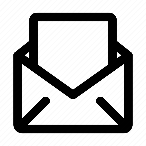 business, email, envelope, mail, read icon