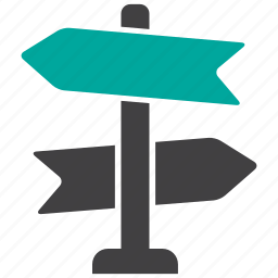 direction, navigation, orientation icon
