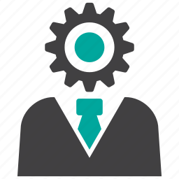 chief, manager, operator icon