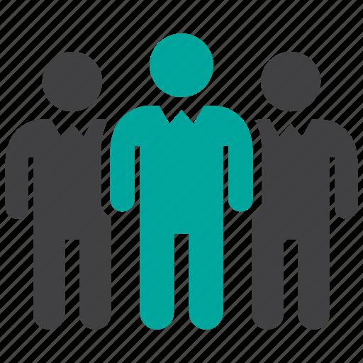 management, organization, team, teamwork icon