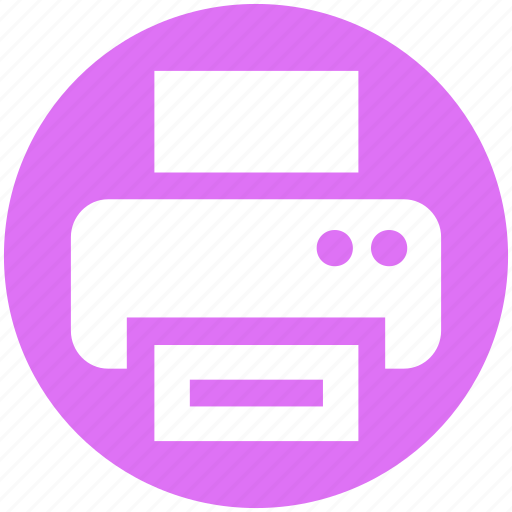 device, fax, output, paper, print, printer, printing icon