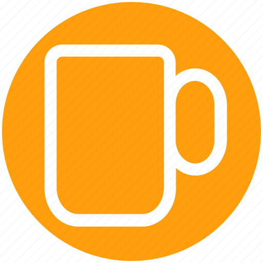 Coffee, coffee cup, cup, drink, mug, tea cup, tea mug icon - Download on Iconfinder