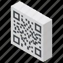 code reader, qr, qr barcode, qr code, qr scanner icon