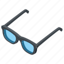 eyeglasses, eyewear, fashion glasses, spectacles, sunglasses icon