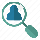 business, find, magnifier, magnifying, search, seo icon