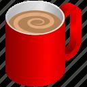 coffee, cup, drink, mug