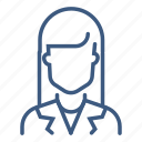 avatar, business, finance, marketing, office, woman