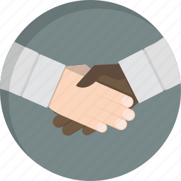 agreement, business, contract, deal, hands, handshake, meeting icon